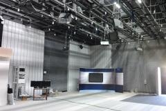 Instalação Estúdio EPTV - Ribeirão Preto