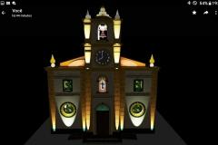 Projeto Igreja Cachoeira Paulista - SP