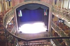 Projeto de iluminação de LED do teatro de Ouro Preto - MG