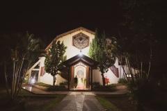 Capela do Centro Masculino - Fazenda Esperança - Guaratinguetá - SP